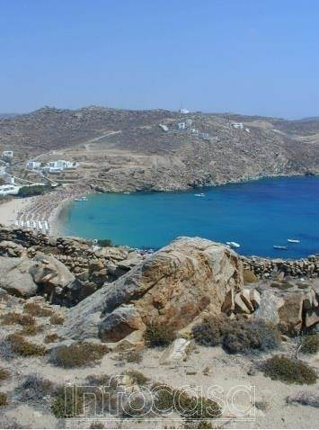 (For Sale) Land Plot || Cyclades/Mykonos - 6.600 Sq.m, 1.100.000€